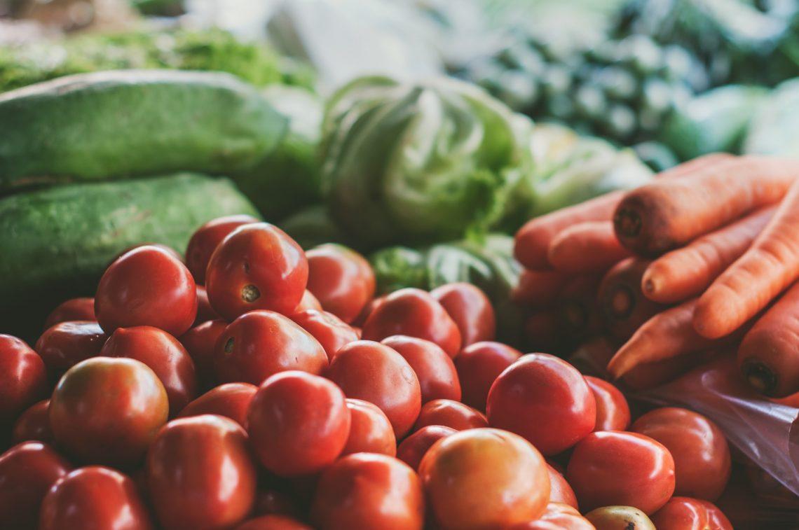 Nadpsute owoce i warzywa